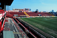 Roker Park, home of Sunderland AFC, pictured in April 1996 - Gavin Ellis/TGSPHOTO - Self billing applies where appropriate - 0845 094 6026 - contact@tgsphoto.co.uk - NO UNPAID USE..