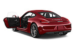 Car images of a 2015 Porsche Cayman S 2 Door Coupe Doors