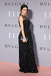 Maria Pedraza attends Eugenia Silva birthday party by Elle in Madrid, Spain. January 21, 2015. (ALTERPHOTOS/Victor Blanco)