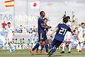 Soccer: Under-18 International Friendly - U18 Spain 0-1 U18 Japan