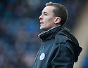 Queen of the South manager James Fowler.
