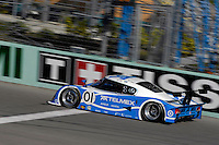 #01 Ganassi Racing Lexus/Riley of Scott Pruett & Memo Rojas