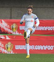 Belgium - The Netherlands : Renee Slegers.foto DAVID CATRY / Vrouwenteam.be