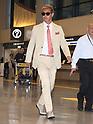 Keisuke Honda at Narita International Airport