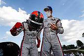 Winner #7 Acura Team Penske Acura DPi, DPi: #7 Acura Team Penske Acura DPi, DPi: Helio Castroneves, Ricky Taylor, podium