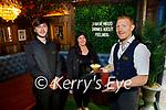 Benners Hotel, l to r: Mark Fitzgerald, Pauline Porter and Bryan O'Sullivan