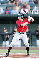 August 14, 2009: Zach Kayne of the Great Falls Voyagers. The Voyagers are Pioneer League affiliate for the Chicago White Sox. Photo by: Chris Proctor/Four Seam Images