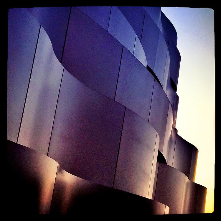Las Vegas City Hall   Architect: Elkus Manfredi Architects