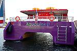 Aqualink summer water taxi in Long Beach, CA