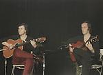 John Mclaughlin, Paco Delucia , April 1981, New York City Palladium
