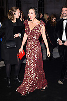 Betty Bachz<br /> arriving for the BFI Luminous Fundraising Gala 2017 at the Guildhall , London<br /> <br /> <br /> ©Ash Knotek  D3316  03/10/2017