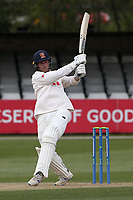 Tom Westley hits 4 runs for Essex during Essex CCC vs Worcestershire CCC, LV Insurance County Championship Group 1 Cricket at The Cloudfm County Ground on 8th April 2021