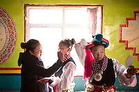 TIBETAN XIANZI DANCE (digital)