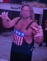 Hacksaw Jim Duggan 1998<br /> Photo By John Barrett/PHOTOlink