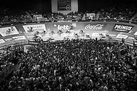 always amazing crowds in the iconic Kuipke Velodrome<br /> 2015 Gent 6