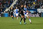 Leganes vs Real Madrid Raphael Varane during Copa del Rey  match. A quarter of final go. 20180118.