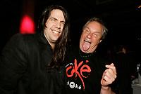 July 2005 - Mitch Davis, Claude Chamberland