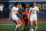 Girls Varsity Soccer: Rahway at Cranford