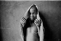 Mozambico, Africa, ritratto di bambino