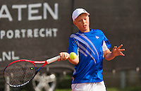 Netherlands, Rotterdam August 08, 2015, Tennis,  National Junior Championships, NJK, TV Victoria, Bastiaan Weststrate<br /> Photo: Tennisimages/Henk Koster
