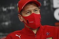 Motorsports: FIA Formula One World Championship, WM, Weltmeisterschaft 2020, Grand Prix of Belgium Motorsports: FIA Formula One World Championship 2020, Grand Prix of Belgium, 5 Sebastian Vettel GER, Scuderia Ferrari Mission Winnow