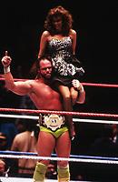 Randy Macho Man Savage Miss Elizabeth 1990                                                                       By John Barrett/PHOTOlink