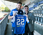 St Johnstone Players Sponsors Night…10.05.18<br />Keith Watson<br />Picture by Graeme Hart.<br />Copyright Perthshire Picture Agency<br />Tel: 01738 623350  Mobile: 07990 594431