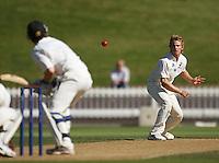 081202 Cricket - Wellington Firebirds v Northern Knights