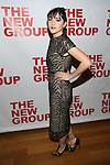 """attends the Opening Night of The New Group World Premiere of """"All The Fine Boys"""" at the The Green Fig Urban Eatery on March 1, 2017 in New York City."""