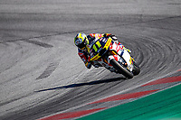 21.08.2020, Red Bull Ring, Spielberg, AUT, Moto 2, BMW M Grand Prix der Steiermark, 1. Training, im Bild Nicolo Bulega ITA / Federal Oil Gresini Moto2