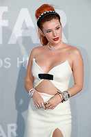 CAP D'ANTIBES, FRANCE - JULY 16:  Bella Thorne at the amfAR Cannes Gala 2021 during the 74th Annual Cannes Film Festival at Villa Eilenroc on July 16, 2021 in Cap d'Antibes, France. <br /> CAP/GOL<br /> ©GOL/Capital Pictures