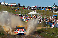 Martin Prokop and Michael Ernst, Ford Fiesta RS WRC of JIPOCAR CZECH NATIONAL TEAM during WRC Vodafone Rally de Portugal 2013, in Algarve, Portugal on April 13, 2013 (Photo Credits: Paulo Oliveira/DPI/NortePhoto)