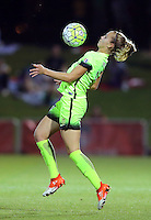 Boyds, MD - Wednesday Sept. 07, 2016: Beverly Yanez during a regular season National Women's Soccer League (NWSL) match between the Washington Spirit and the Seattle Reign FC at Maureen Hendricks Field, Maryland SoccerPlex.