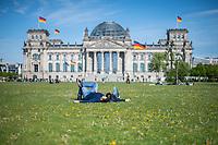 2020/05/06 Berlin | Frühlingswetter | Platz der Republik
