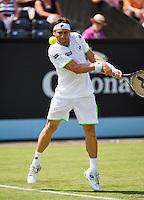 18-06-13, Netherlands, Rosmalen,  Autotron, Tennis, Topshelf Open 2013, , David Ferrer<br /> Photo: Henk Koster