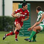 Treviso v Scarlets 0910