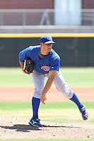 Austin Kirk, Chicago Cubs 2010 extended spring training..Photo by:  Bill Mitchell/Four Seam Images.