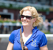 #5. Kate Dalton took it upon herself to organize the SOTA barn at Saratoga.
