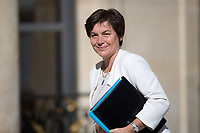 French Overseas Minister Annick Girardin; arrives to the Elysee presidential palace for the weekly cabinet meeting on Wednesday, 28 June 2017 in Paris # CONSEIL DES MINISTRES DU 28/06/2017