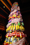A candy tree at the Trees of Hope Gala benefitting Star of Hope children's programs at the HIlton Americas Hotel Friday Nov. 20,2009. (Dave Rossman/For the Chronicle)
