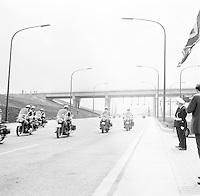 1969 Opening Kennedytunnel