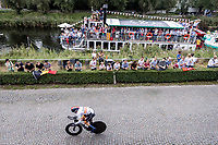 Carlos Rodriguez (ESP/Ineos-Grenadiers)<br /> <br /> 88th UCI Road World Championships 2021 – ITT (WC)<br /> Men's Elite Time trial from Knokke-Heist to Brugge (43.3km)<br /> <br /> ©Kramon