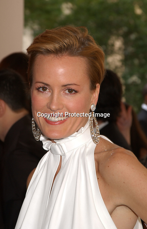 Holly Dunlap                               ..at the CFDA Fashion Awards on June 2,2003 at the ..New York Public Library. Photo by Robin Platzer, Twin Images