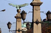 Bulgarien, Adlerbrücke in Sofia