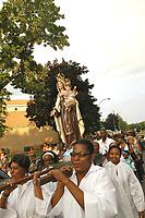 Procession religieuse de Mont-Carmel, juillet 2010<br /> <br /> PHOTO : Agence Quebec presse