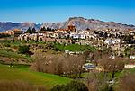 Spanien, Andalusien, Provinz Málaga, Ronda in der Serranía de Ronda | Spain, Andalusia, Province Málaga, Ronda at Serranía de Ronda