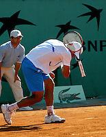 20040524, France, Paris, Tennis, Roland Garros, Sargsian