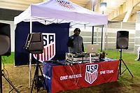 Sponsorship, USMNT vs Peru, October 16, 2018