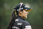 Ji Hyun Oh of South Korea plays at the 16th hole during Round 2 of the World Ladies Championship 2016 on 11 March 2016 at Mission Hills Olazabal Golf Course in Dongguan, China. Photo by Victor Fraile / Power Sport Images