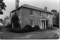 Pix: Copyright Anglia Press Agency/Archived via SWpix.com. The Bamber Killings. August 1985. Murders of Neville and June Bamber, daughter Sheila Caffell and her twin boys. Jeremy Bamber convicted of killings serving life...copyright photograph>>Anglia Press Agency>>07811 267 706>>..White House Farm, venue of the murders. no date..ref 0008 neg 18.